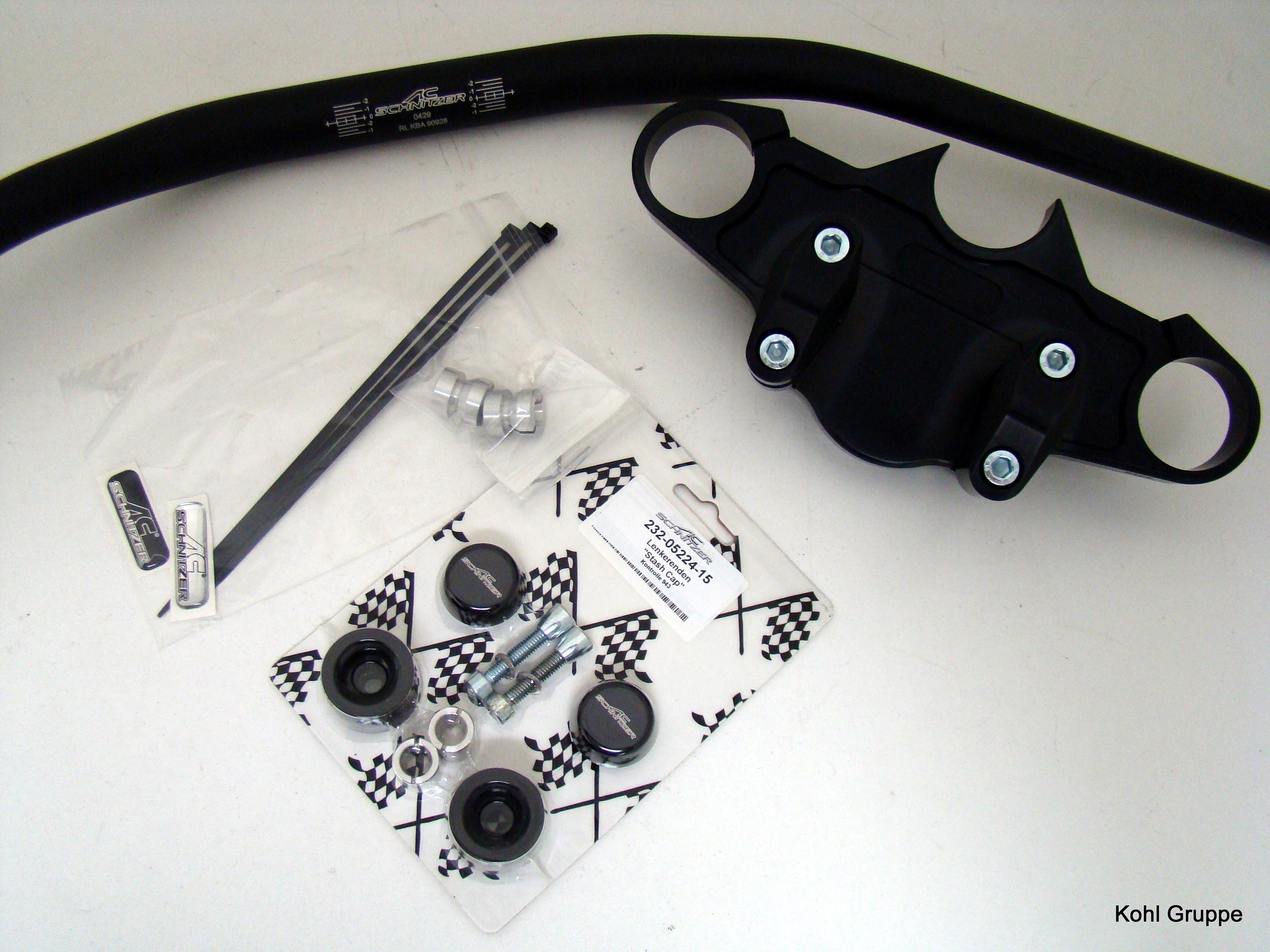 ac schnitzer superbike lenker bmw r 1200 s ebay. Black Bedroom Furniture Sets. Home Design Ideas