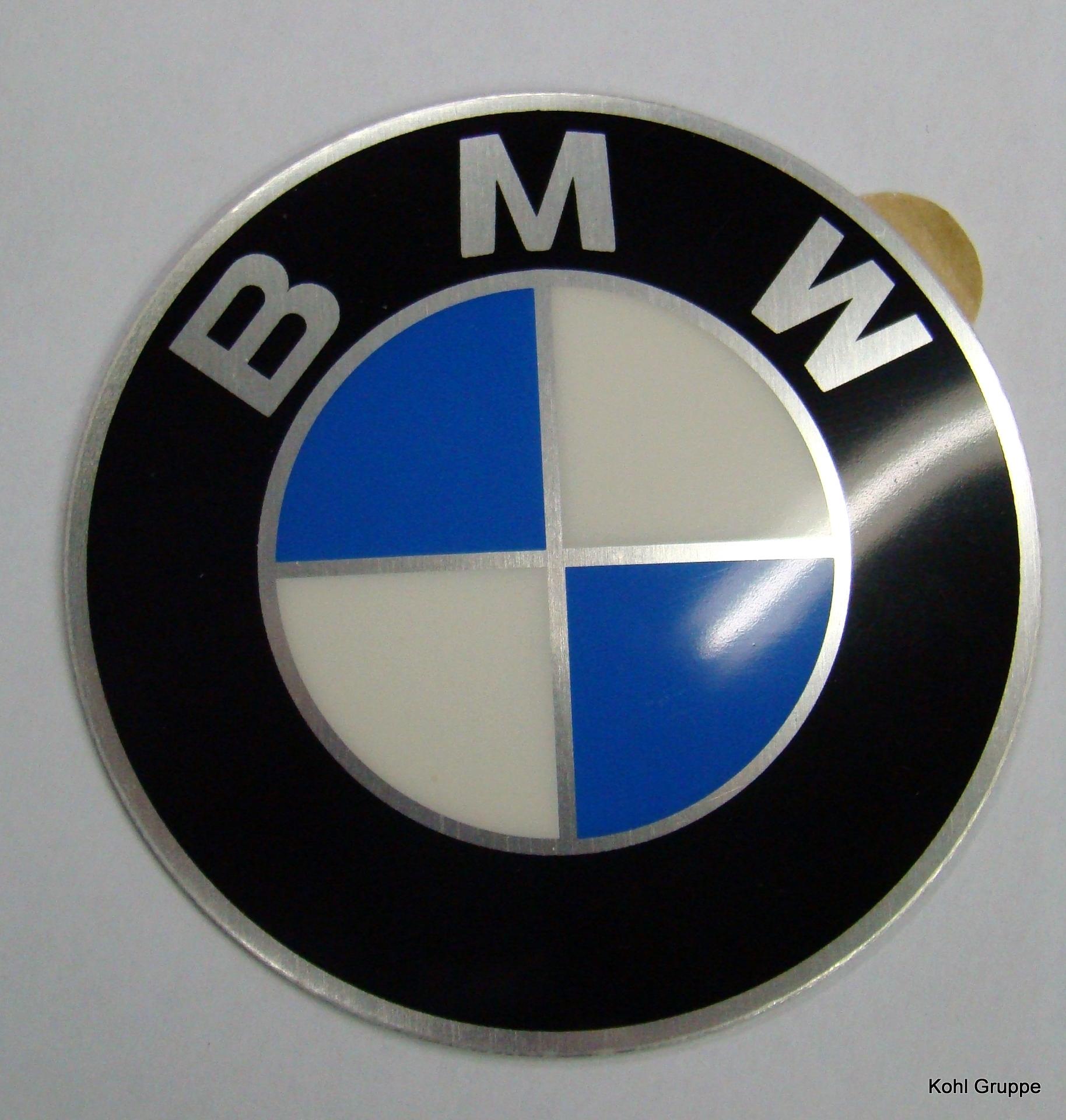 4x bmw plakette emblem f r felgen felgenaufkleber 58mm. Black Bedroom Furniture Sets. Home Design Ideas