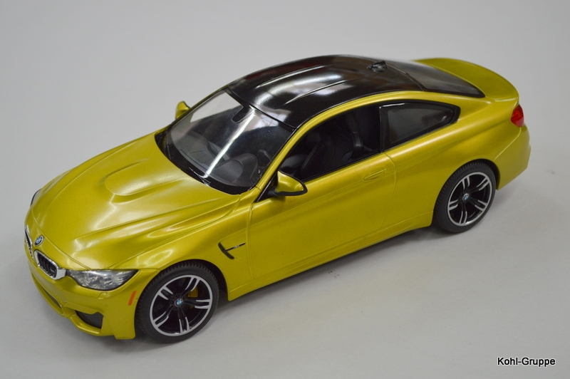 original bmw m4 coupe rc ferngesteuertes modellauto. Black Bedroom Furniture Sets. Home Design Ideas